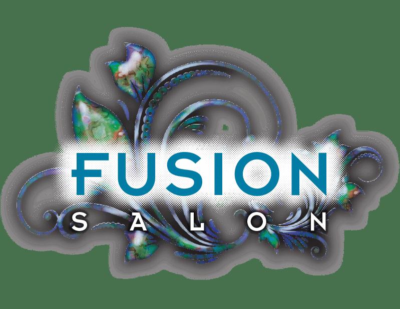 Fusion Salon Logo