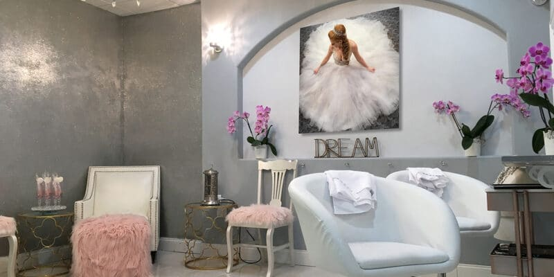 Bridal Boutique Inner View