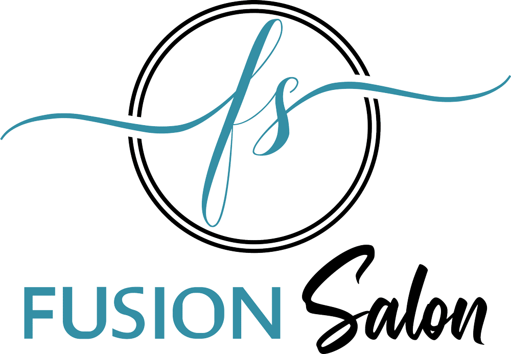 Fusion Salon Logo