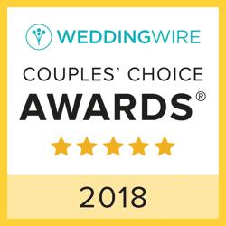Wedding Wire Couple's Choice 2018