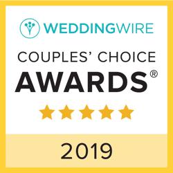 Wedding Wire Couple's Choice 2019